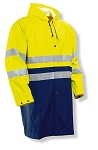JOBMAN High Visibility Rain Jacket -1565