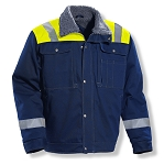 JOBMAN Winter Jacket with Hi Vis - 1179