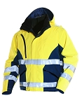 JOBMAN High Visibility All Weather Jacket -1263