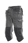 JOBMAN Ultimate Craftsmans' Long Work Shorts-2290