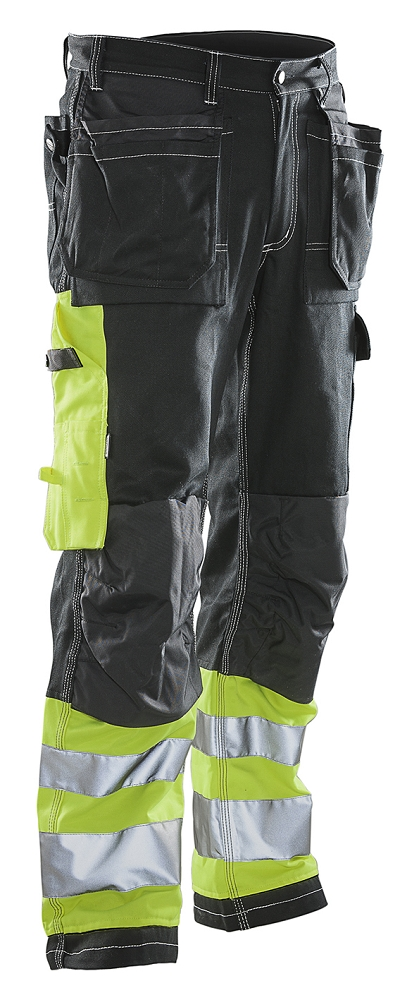 Jobman Workwear Tradesman S Workpants With Hi Vis 2299