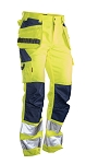 JOBMAN Hi Vis Craftsman Workpants- 2377