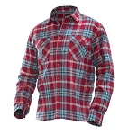 JOBMAN Plaid Workshirt- 5138