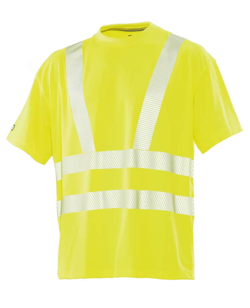 Jobman High Visibility T Shirt 5584