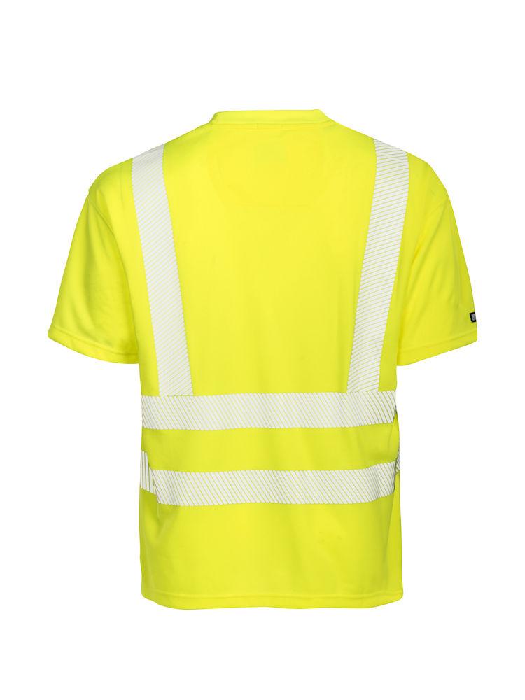 Jobman High Visibility T Shirt 5584