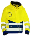 JOBMAN Workwear High Visibility Craftsman Jacket -1231