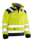 JOBMAN Hi Vis Lightweight Winter Jacket- 1346