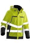 JOBMAN High Visibility Padded Jacket-1383