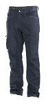 JOBMAN Workwear Black Denim Service Workerjeans - 2121