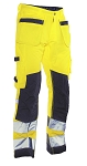 JOBMAN High Visibility Craftsman Workpants - 2218
