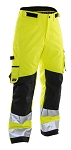 JOBMAN Hi Vis All Weather Winter Workpants- 2236