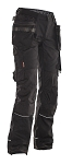 JOBMAN Workwear Core Craftsman's Workpants for Women-2972