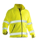 JOBMAN Hi Vis Fleece Jacket- 5502