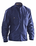 JOBMAN Long-Sleeved Work Shirt - 5601-42