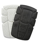 JOBMAN Advanced Knee Protectors - 9945 White