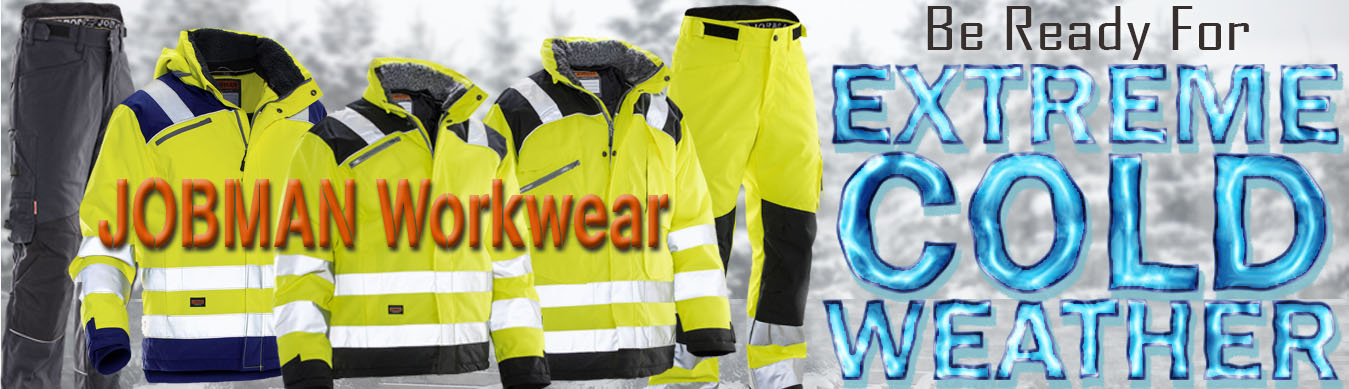 jobman extreme weather gear