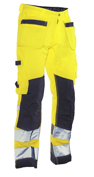 JOBMAN Hi Vis Craftsman Workpants- 2218