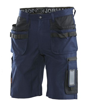 JOBMAN Workwear Breathable Craftsman Work Shorts-2932