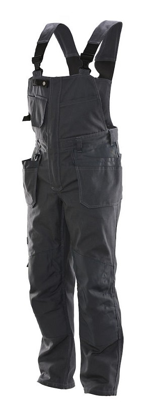 JOBMAN Workwear Craftsman Dungarees with Holster pockets-3631
