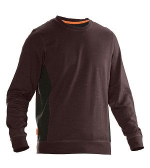 JOBMAN Two Tone Sweatshirt- 5402