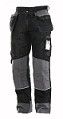 JOBMAN Workwear Denim Craftsman Workpants - 2992