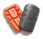 JOBMAN Functional Knee Protectors - 9943 Orange