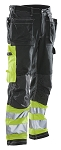 JOBMAN Tradesman Workpants with Hi-Vis- 2299-D