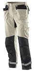 JOBMAN Ultra-Flex Workpants with Holster Pockets - 2630