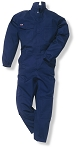JOBMAN Buttoned Cotton Overalls - 4145