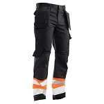 JOBMAN Craftsman Work Pants with Hi-Vis - 2277