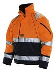 JOBMAN Hi Vis Winter Jacket- 1253