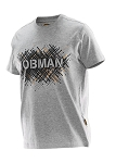 JOBMAN Graphic Work T-Shirt - 5267