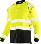 JOBMAN Long-sleeve T-Shirt UV-Pro Hi-Vis - 5598