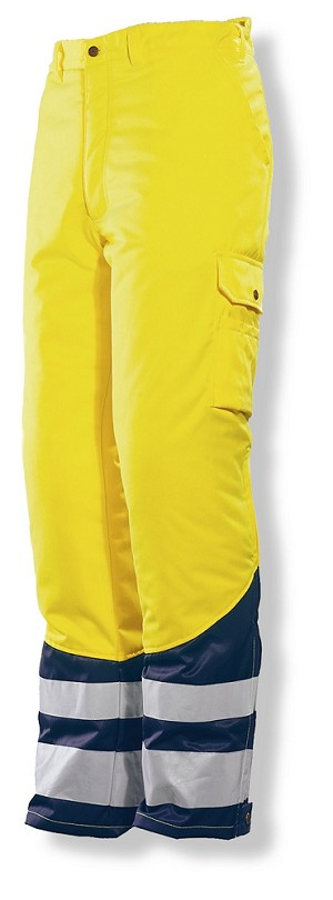JOBMAN High Visibility Winter Workpants - 2214
